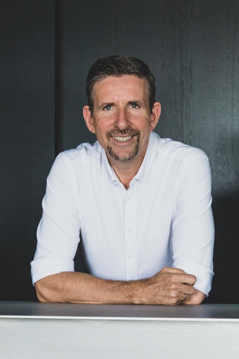 Portrait von Dirk Faber