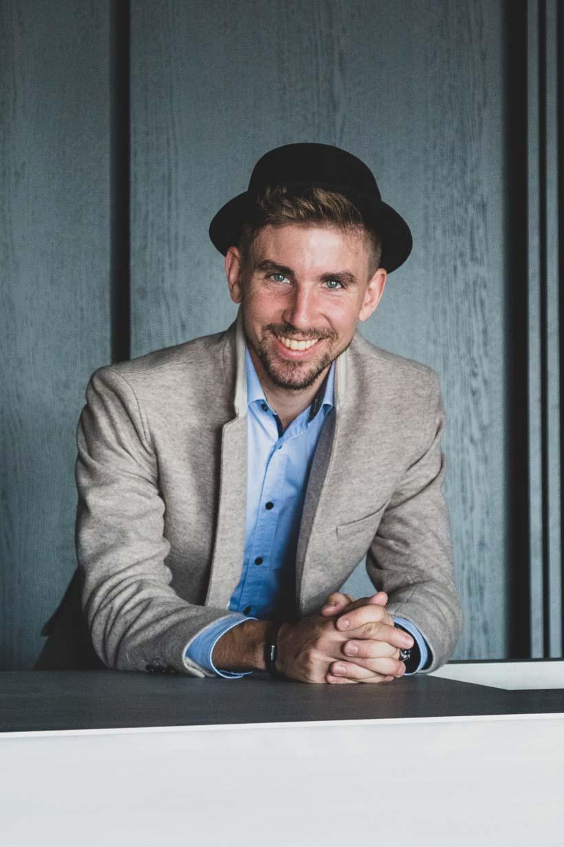 Portrait von Dominik Faber