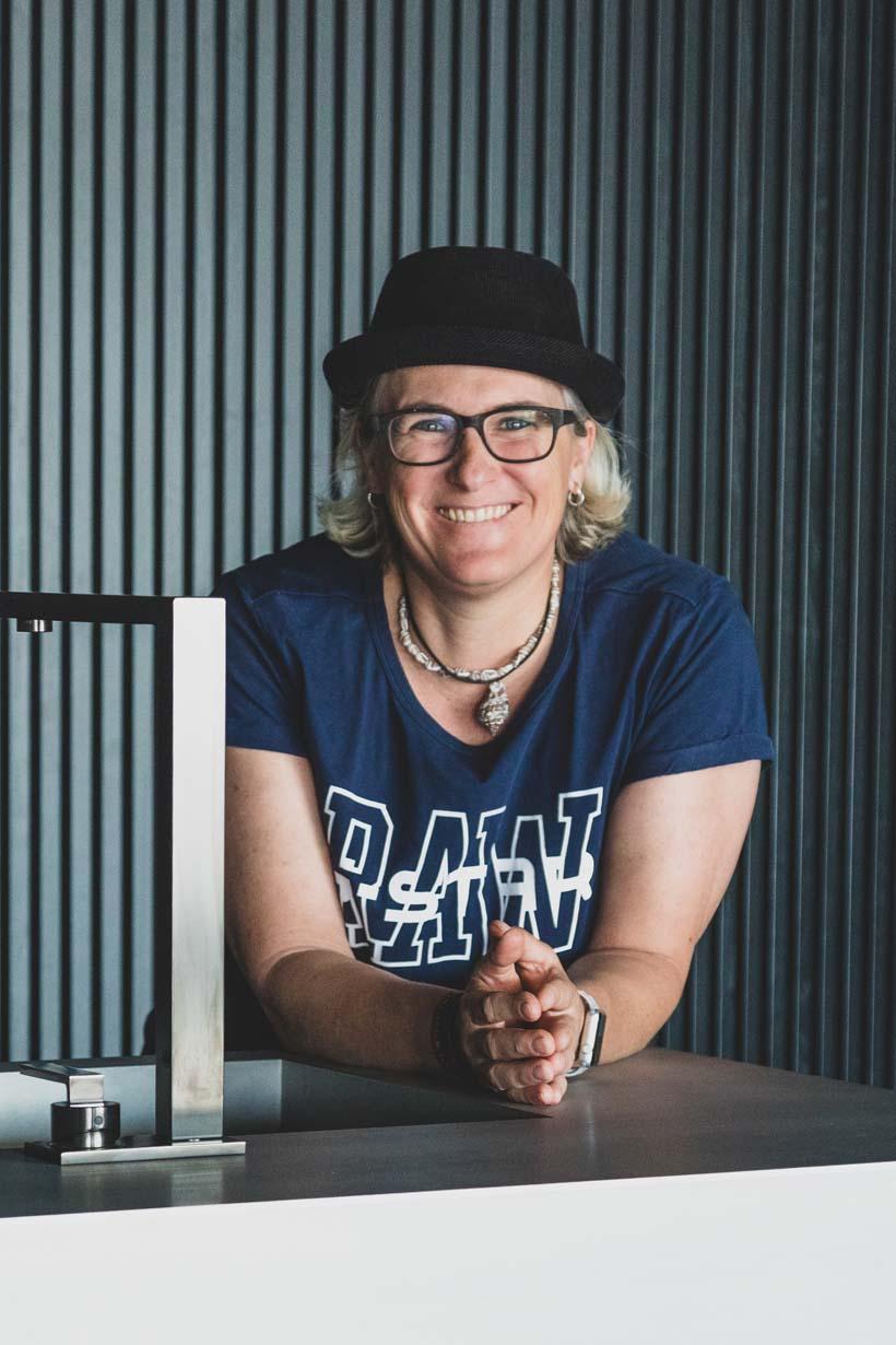 Portrait von Sandra Hönes